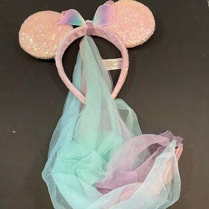 Princess Veil Mickey Ears